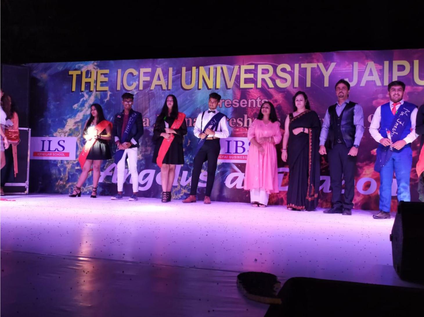Festa-Julina-2019 ICFAI University, Jaipur