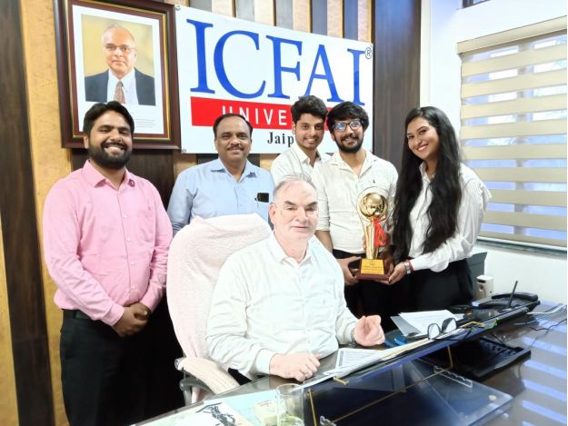 ICFAi Jaipur